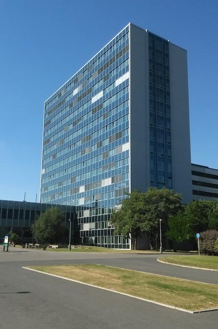 The Building-venue of PSC 2016